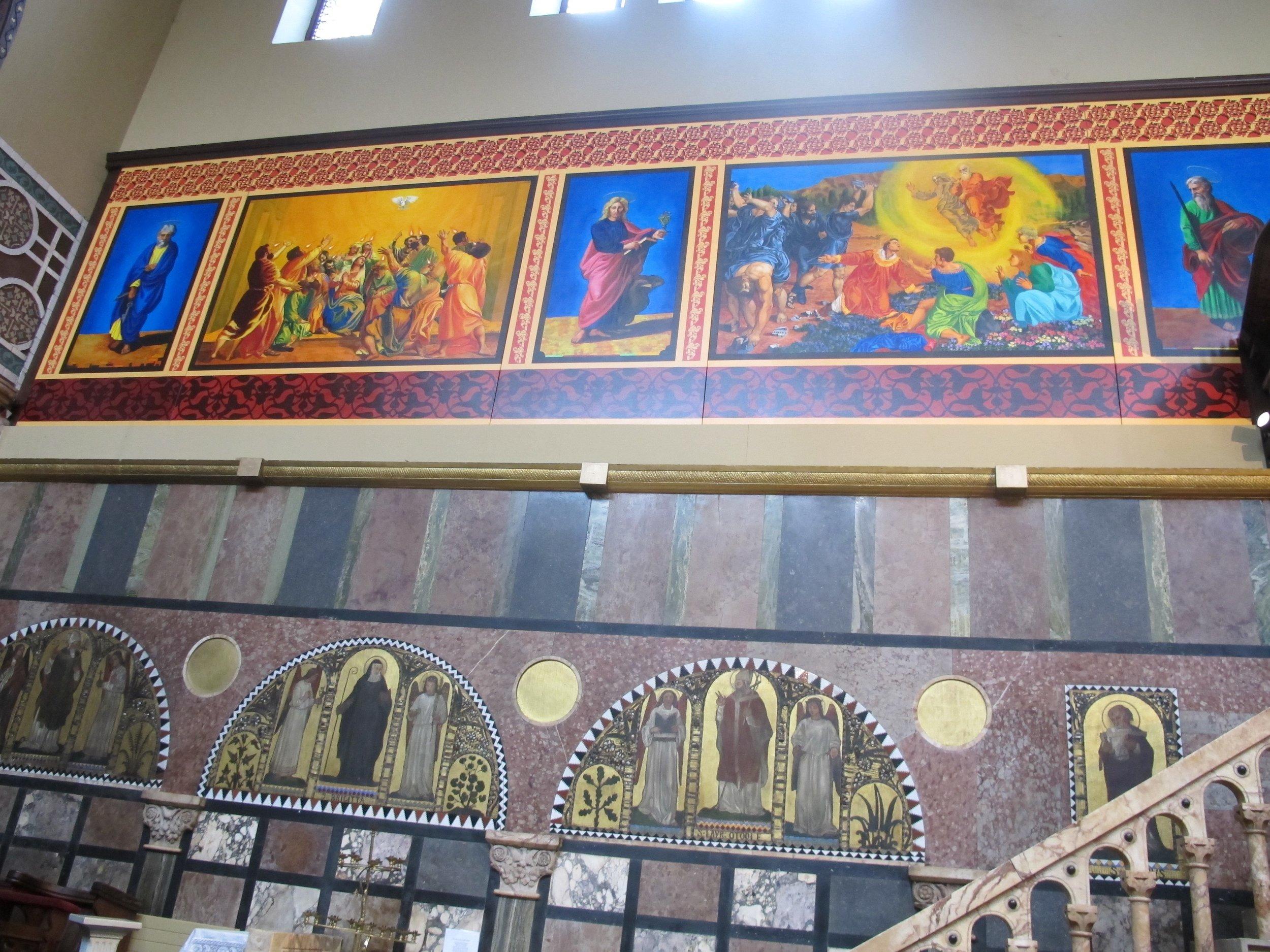 University Church Installation #2