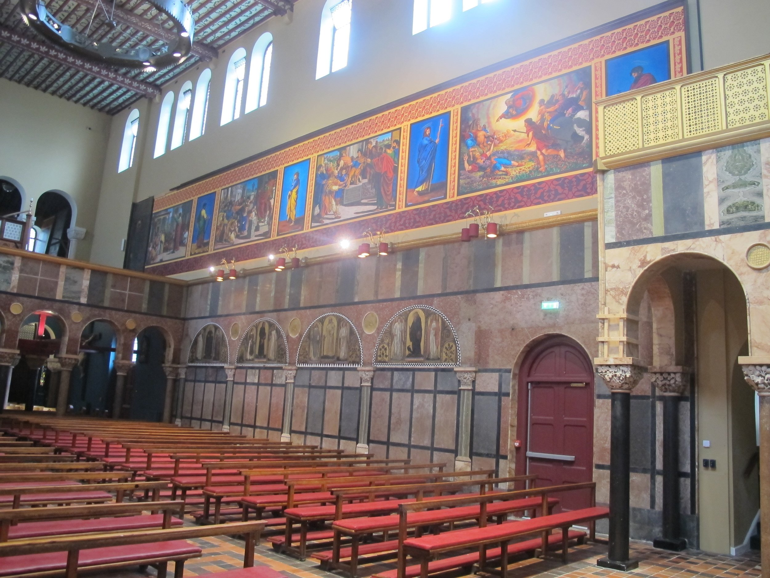 University Church Installation #3