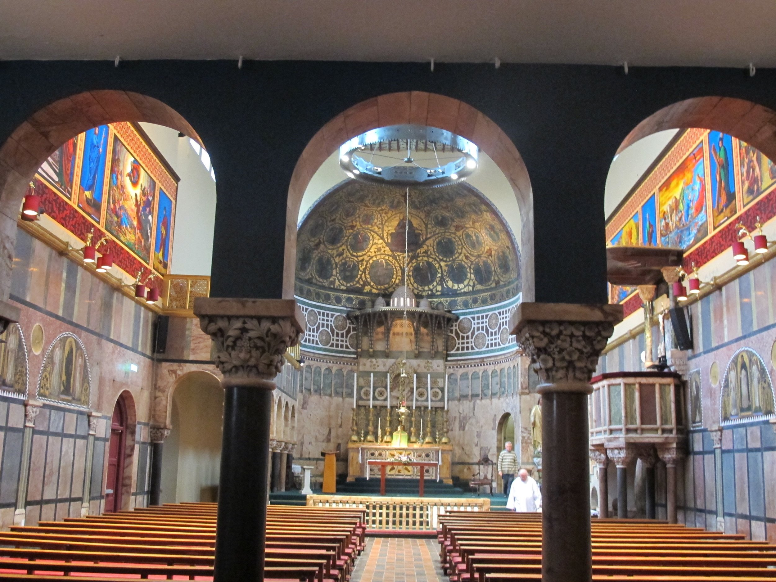 University Church Installation #4