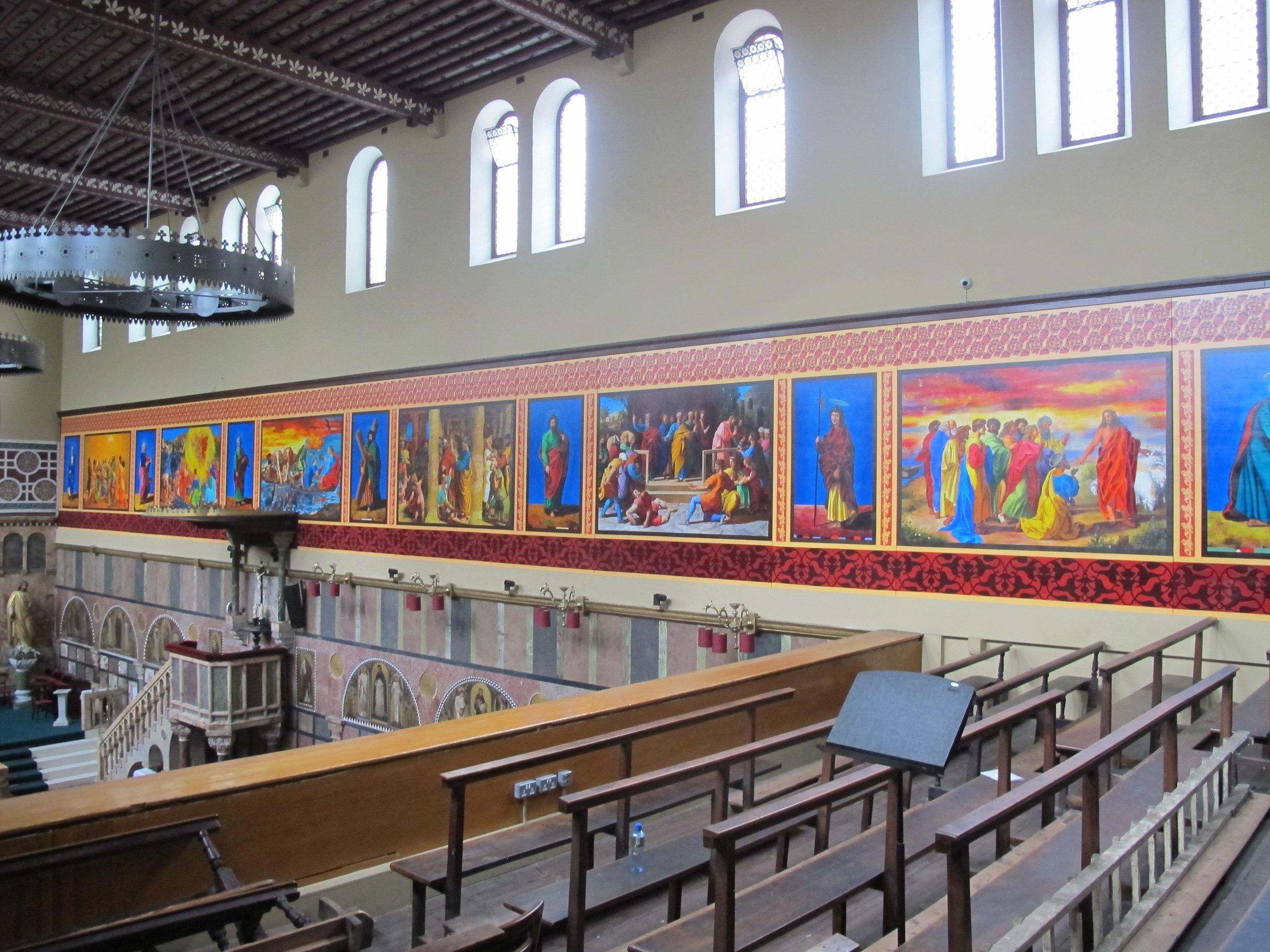 University Church Installation #5