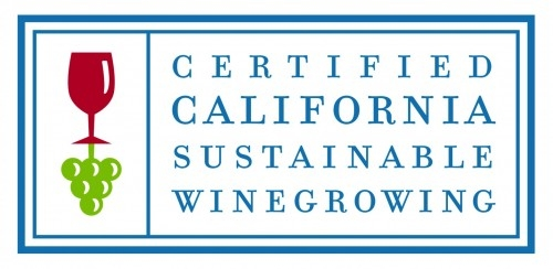 The seal of approval - Bush Crispo Vineyards was certified sustainable in 2015 and are continuously furthering the ideal.