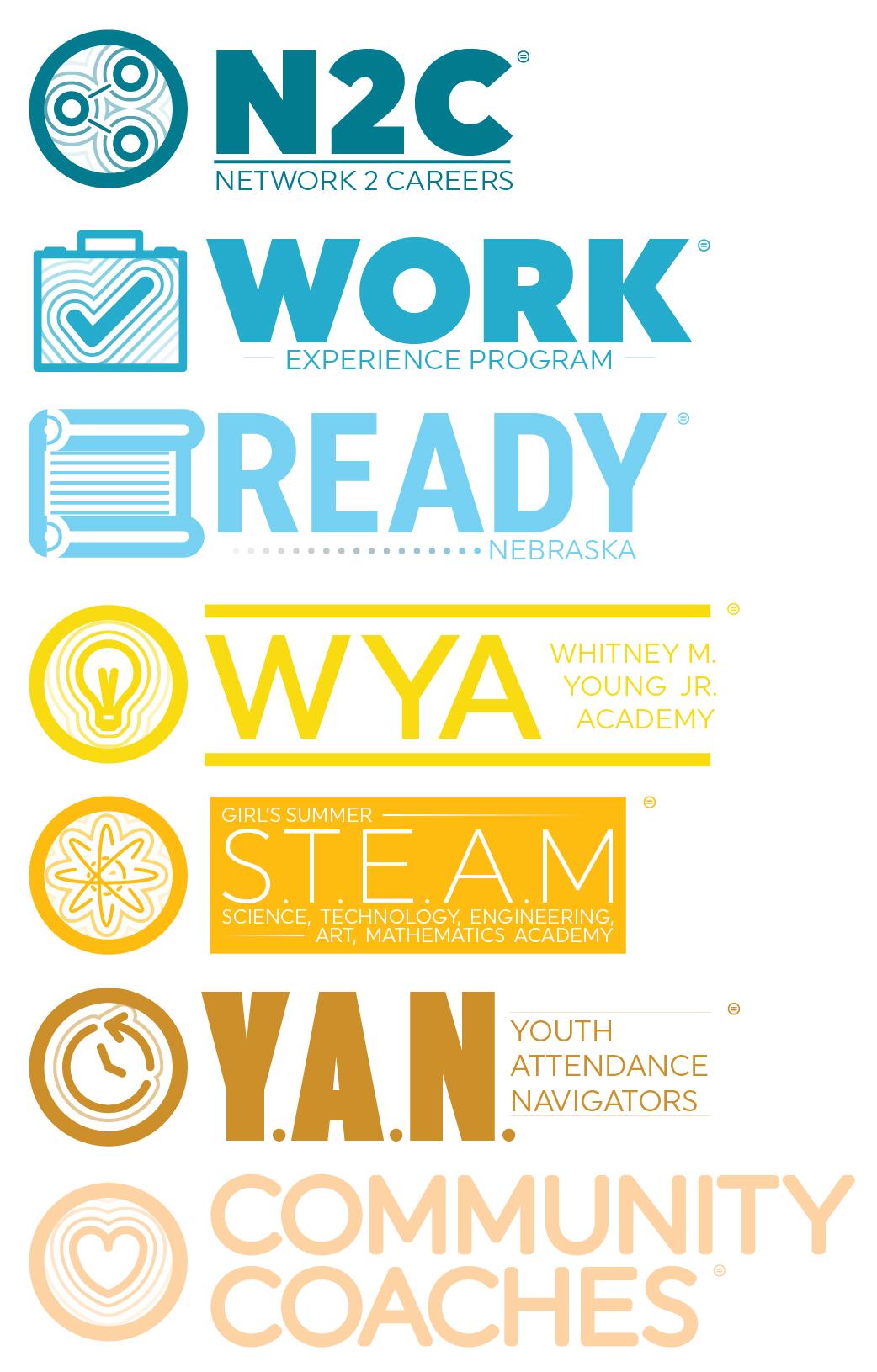 Program logos -