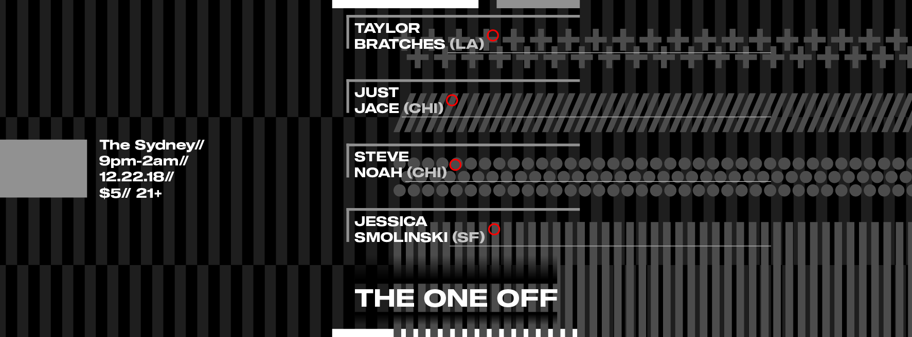 The One Off - Taylor Bratches - Cover Photo-01.png