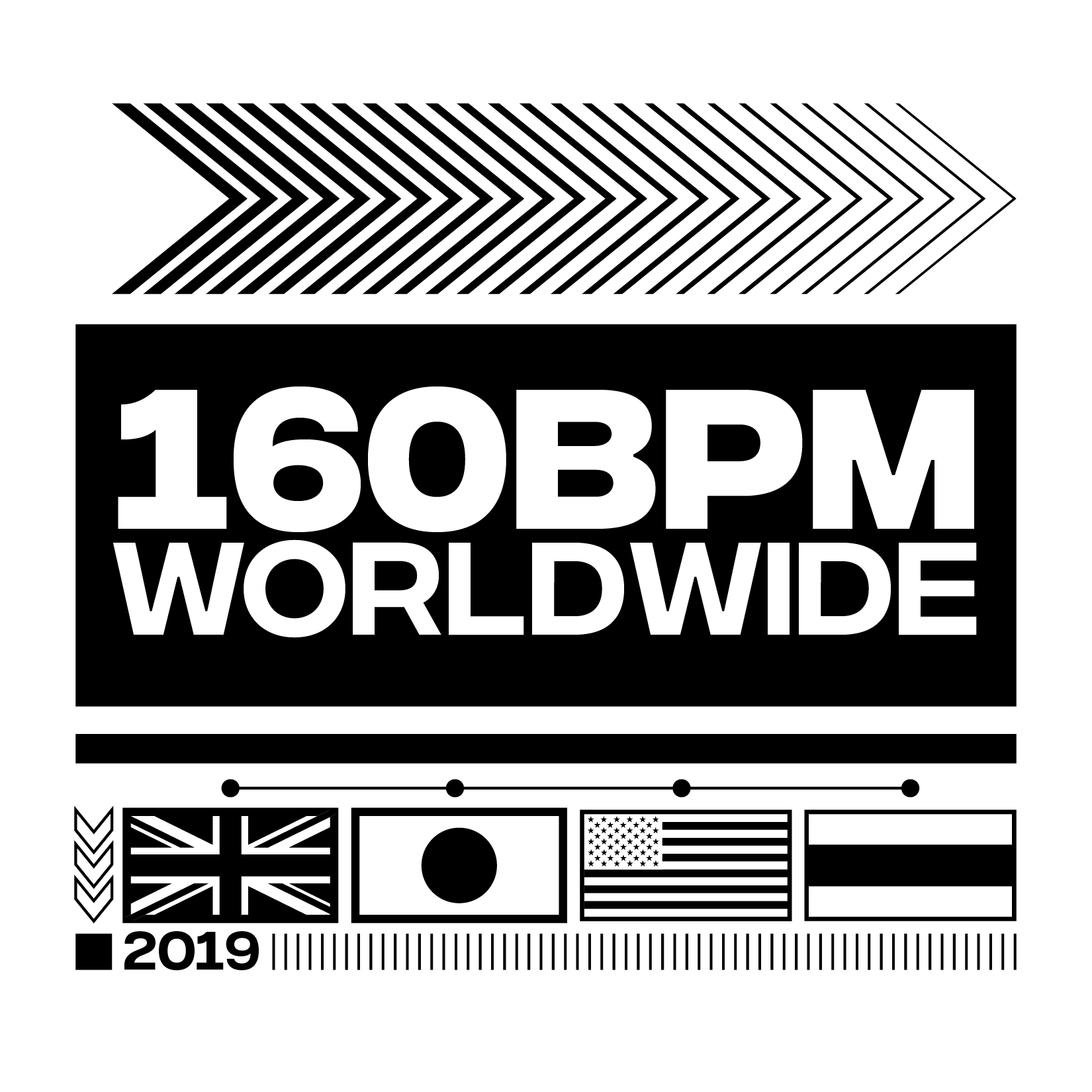 Black Marbe Collective - 160BPM Worldwide Shirt-01.png