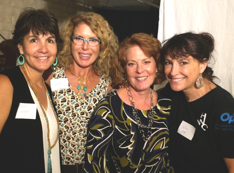 A recent Wine, Women & Wealth Event held at the Holiday Wine Cellar in Escondido in July