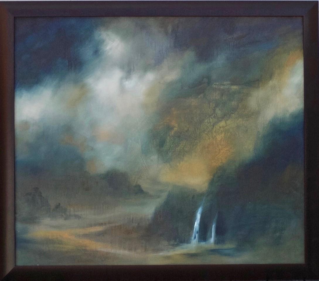 Valley in Mist