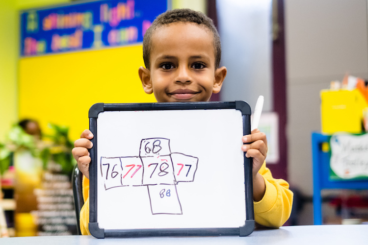 St Brendan's School Flemington - Mathematics