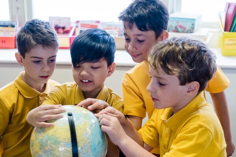 St Brendan's School Flemington - Educational Research Projects