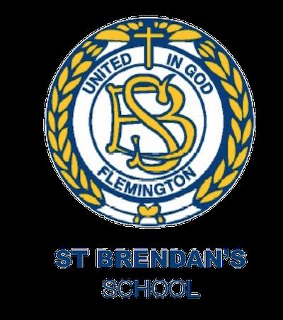 St Brendan's School Logo.png