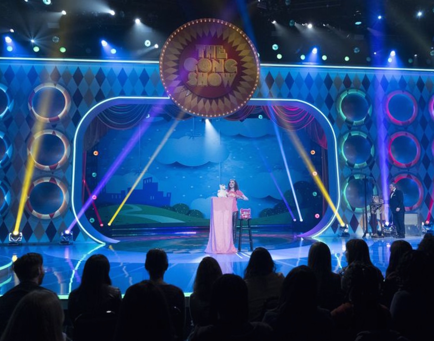 9/06/17  - We're so excited to watch our television debut on the Gong Show. September 7th on ABC!