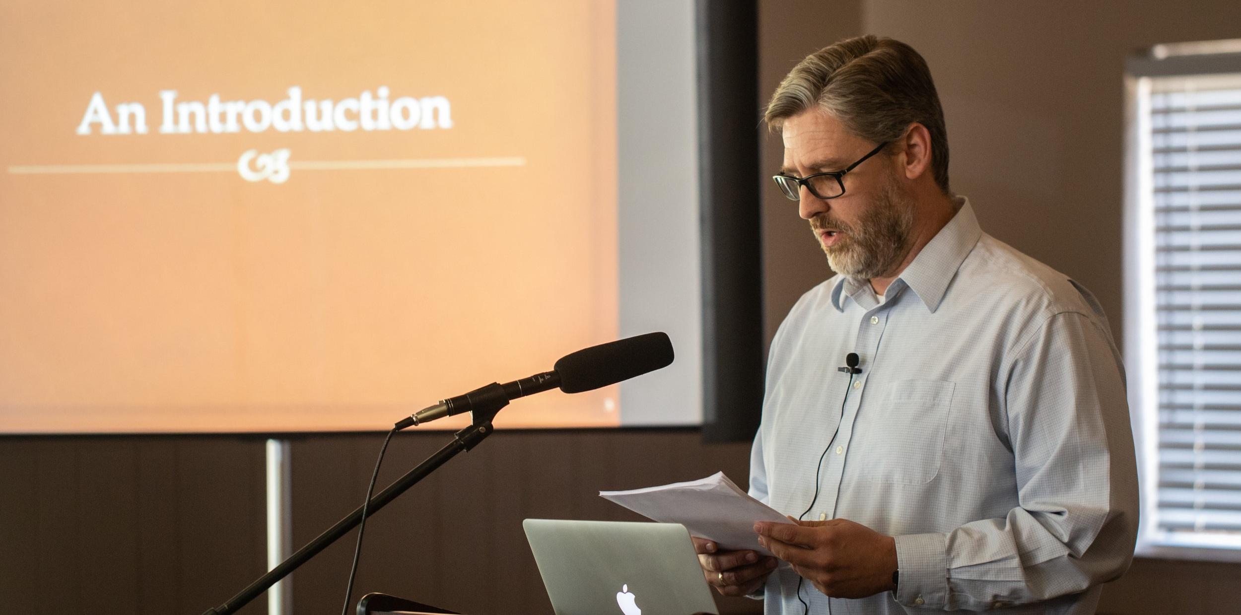 Technology Conference Presentations -