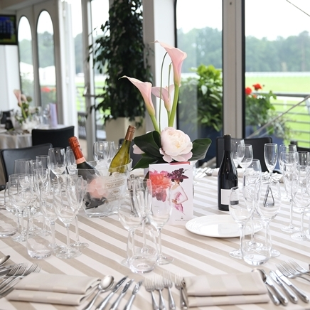 Old Paddock Restaurant - Starts at £305 Per PersonWe are proud to offer the best in official Royal Ascot hospitality packages for the 2020 meeting, as an Official Hospitality Supplier (OHS) appointed directly by Ascot.Set within the original racecourse building, the Old Paddock offers a relaxed environment away from the masses and a unique position overlooking the horses and saddling boxes in the Pre-Parade Ring.Bookings can be made for a minimum of two guests, with private tables available for parties of eight or more.