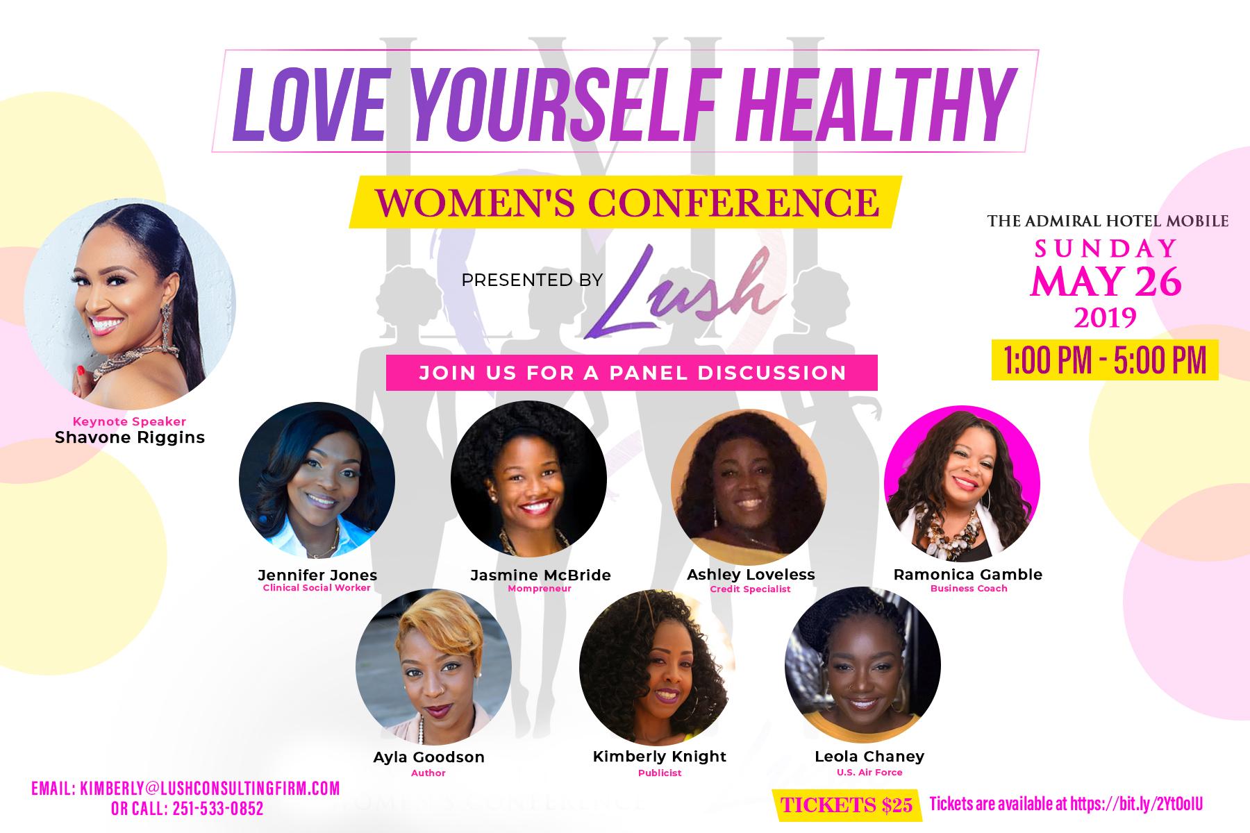 LYH Women Conference - Keynote & Panelist Flyer.jpg