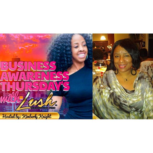 """We kick things back off TOMORROW 📣 with """"Business Awareness Thursday with @lushconsultingfirm """" and it's a Special Special Edition‼️ We'll be celebrating 🎉 a special occasion but while doing so we'll chat with special guest, none other than Prichard native and best selling author, @carlapenns ! In 2005, Carla published her first novel and now one of her best sellers """"The Available Wife"""" will soon come to life on the Big Screens 🎥🎞 in upcoming movie @theavailablewife . Make sure to tune in tomorrow at 11:30❗️ • • • •  #LushConsultingFirm  #awareness  #bestsellingauthor  #theavailablewife  #womeninbiz  #businesswoman  #womeninbusiness  #publicistas  #businessminded  #womenempowerment  #leadership  #inspiration  #entrepreneurship  #entrepreneurlife  #business  #prtips  #entertainment  #publicists  #publicistlife  #socialmedia  #lifestyle  #pr  #publicrelations  #smallbusiness  #publicity  #personalbranding"""