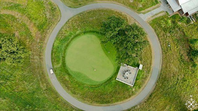 ⭕️ #drone #dronephotography #dronestagram #dji #phantom #p4p #mavic #mavicair #osmo #lumix #golf #golfing #green #uas #phantom4 #drones #dronelife
