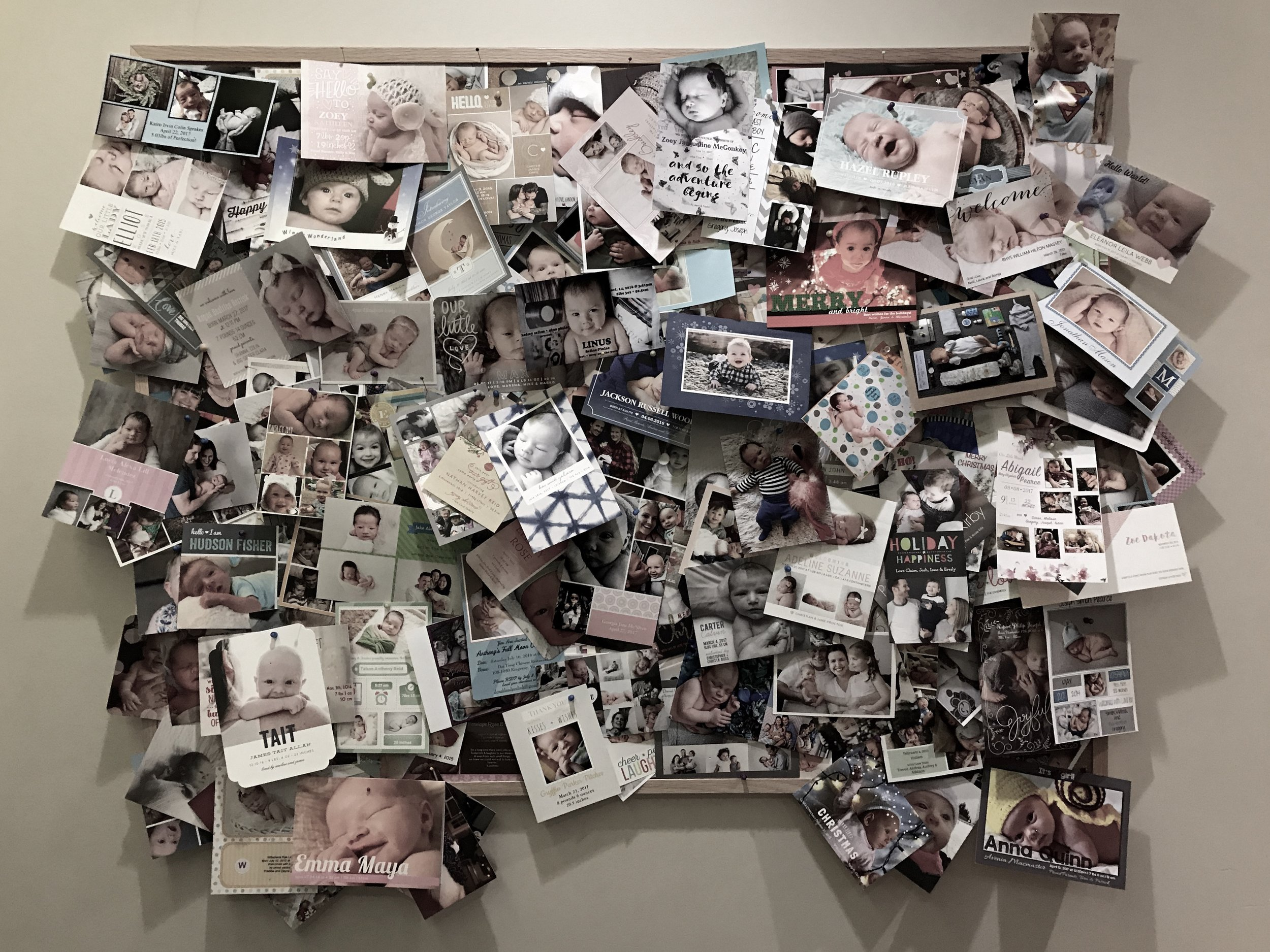 The Baby-Love Wall