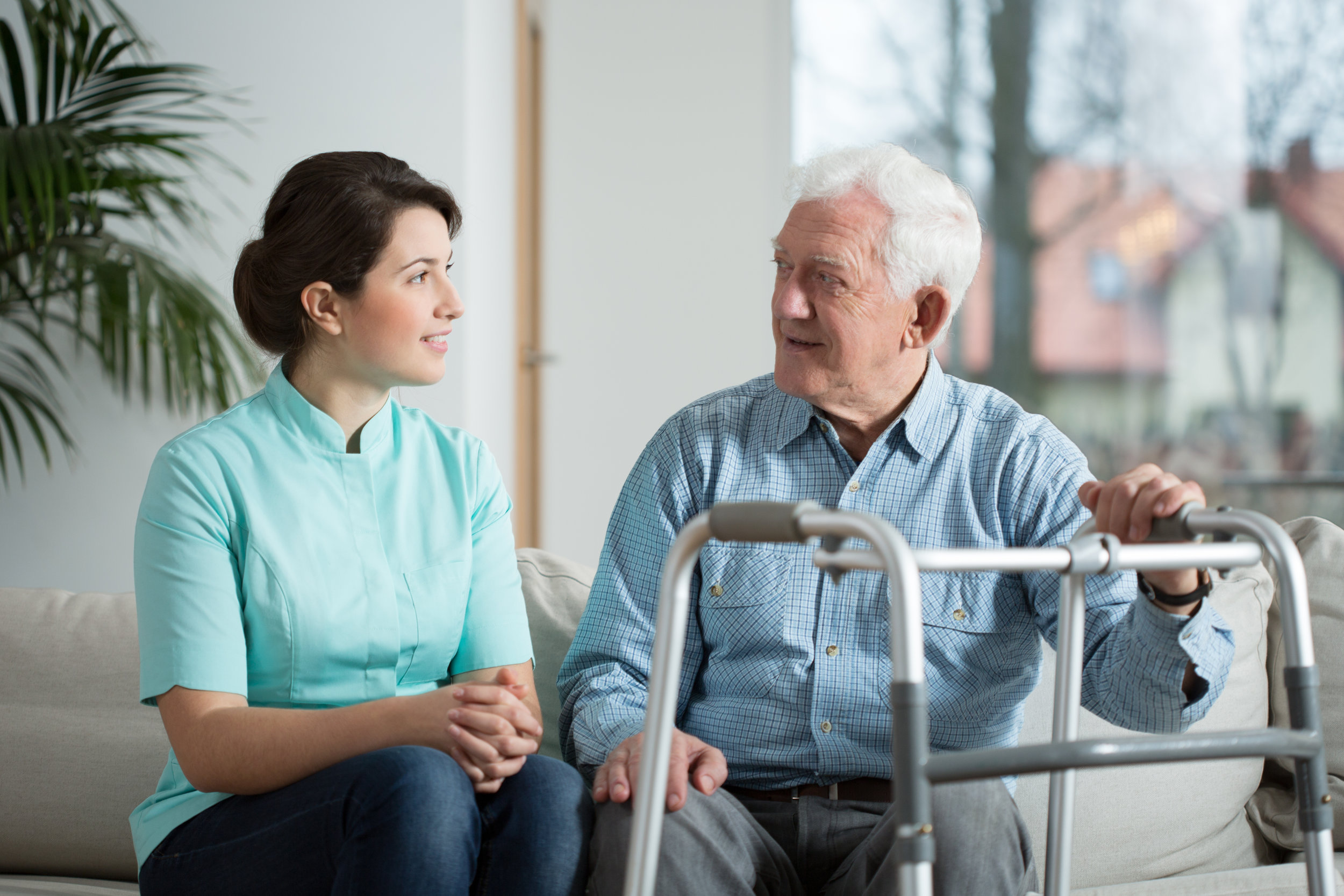 We meet with you to discuss your current care situation and help create a plan for managing your medical and non medical care needs.