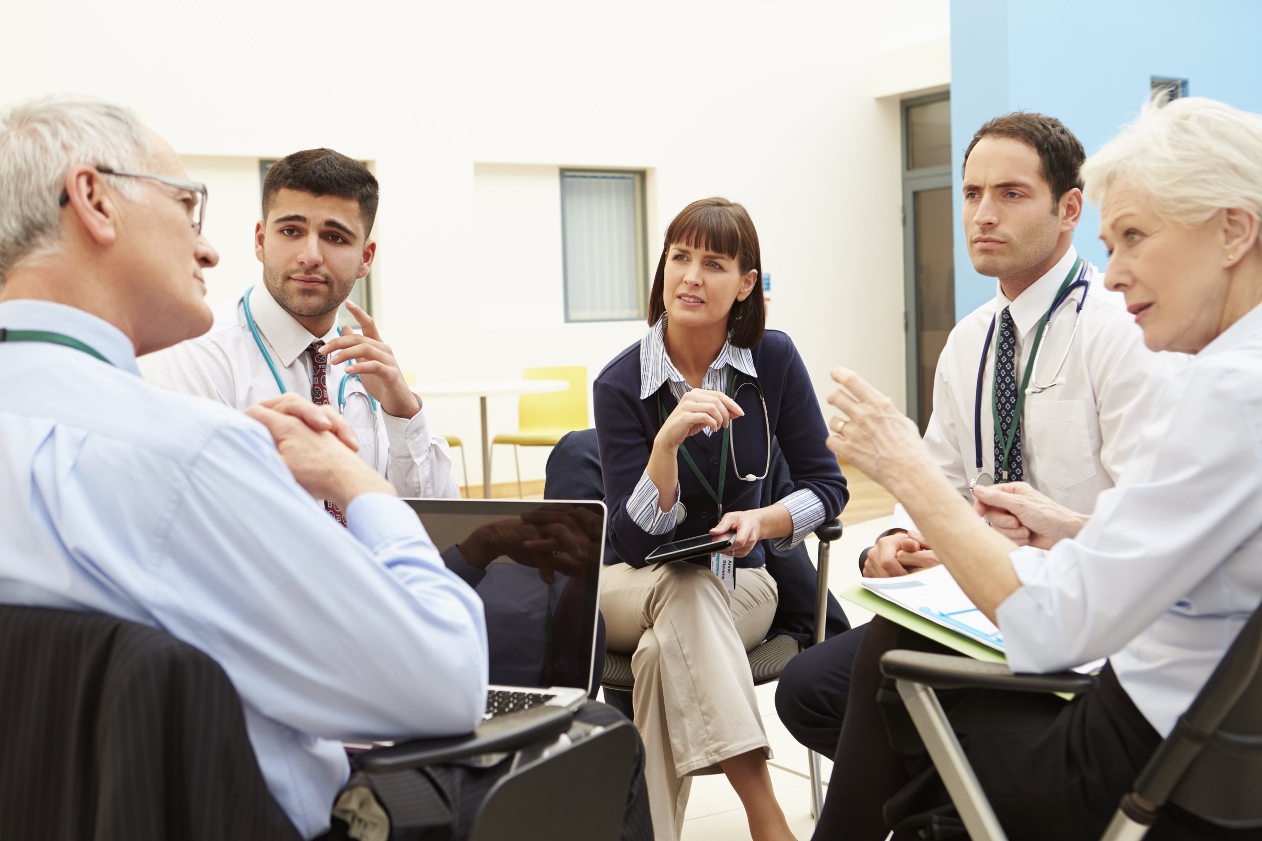 We can help inform your physicians of all of your care providers and ensure a collaborative team approach.