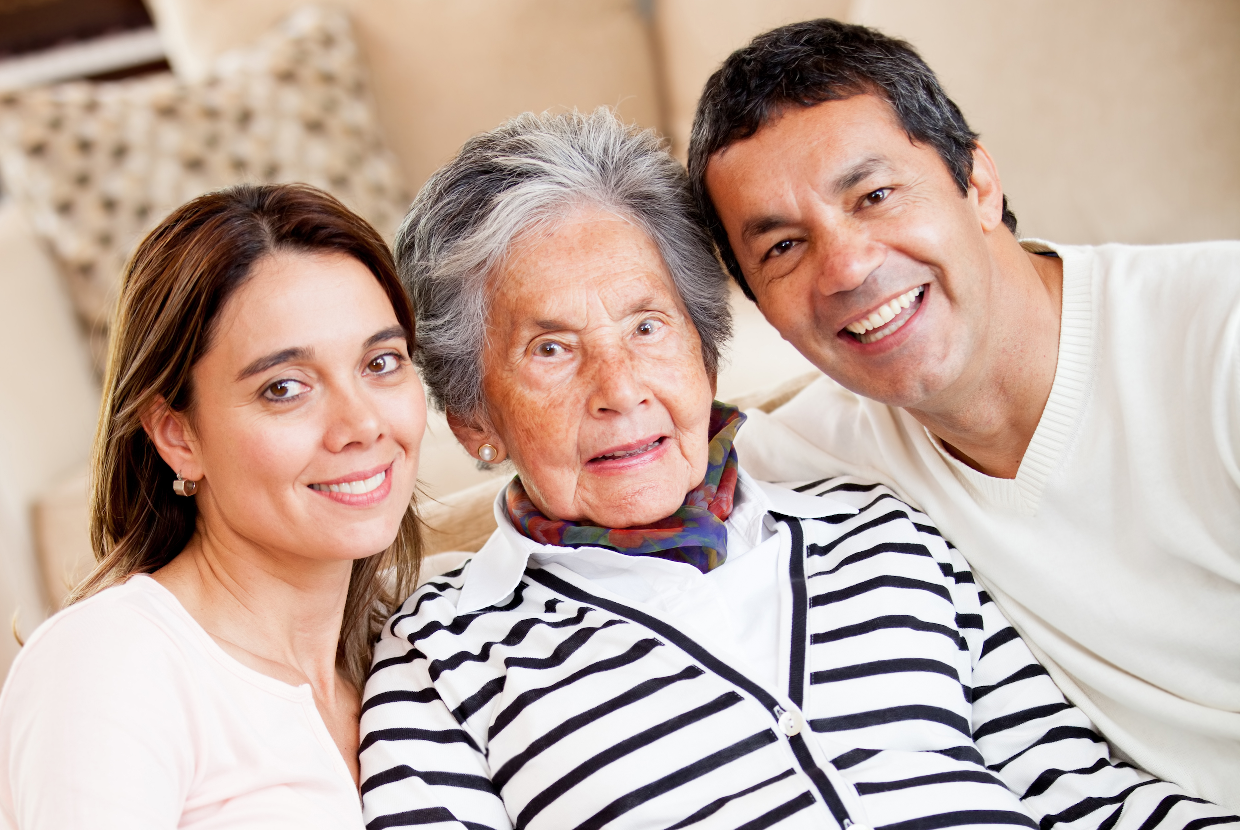 If you have a family member you can't care for, we can help keep you informed and give you peace of mind.