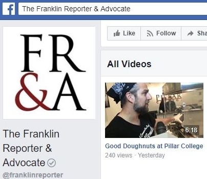 The Good Donut Shop: Bringing Hops-Inspired Donuts to a Crafts and Drafts Pop-Up Near You! - February 25, 2018 Newark, NJ -- Ryan Ozolins of The Good Donut Shop, a favorite of Marketspace Vendor Events' patrons, popped up recently at Pillar College in Newark, NJ. The Franklin Reporter and Advocate interviewed Ryan about his donut making model and where to find him next. Ryan joins Marketspace Vendor Events for a Crafts and Drafts craft market at Lone Eagle Brewing in Flemington on March 31, 2018, where he will pair his mini donut toppings to the beers on tap.