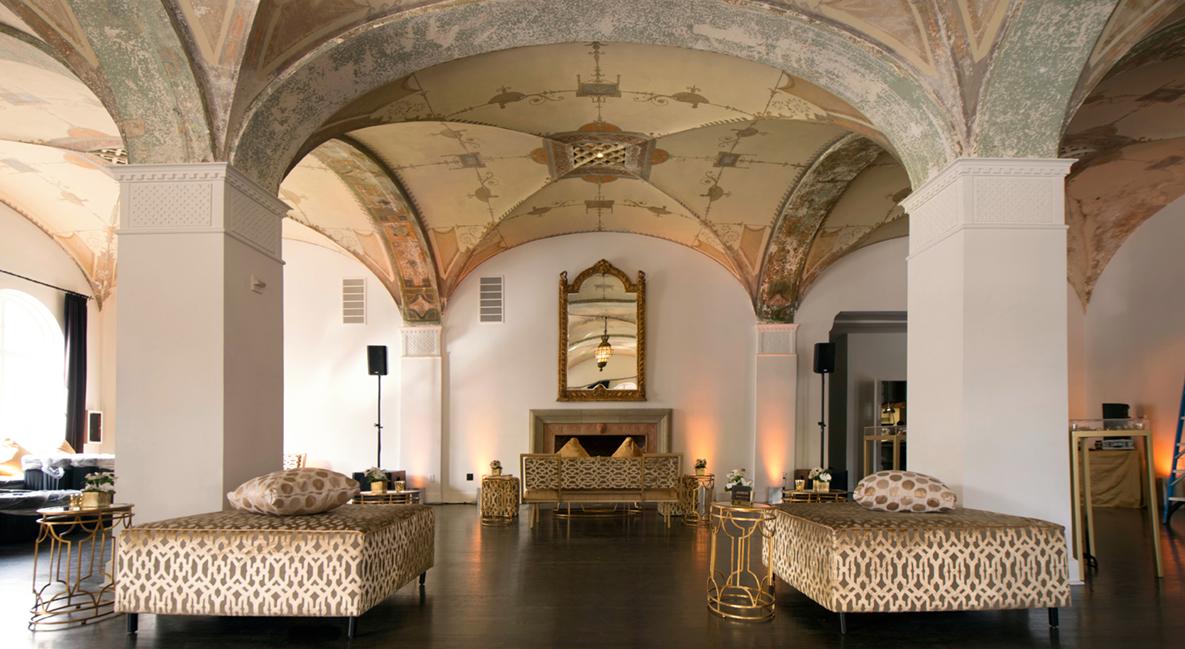 HAC Moroccan Room. Photo via The Hollywood Athletic Club.