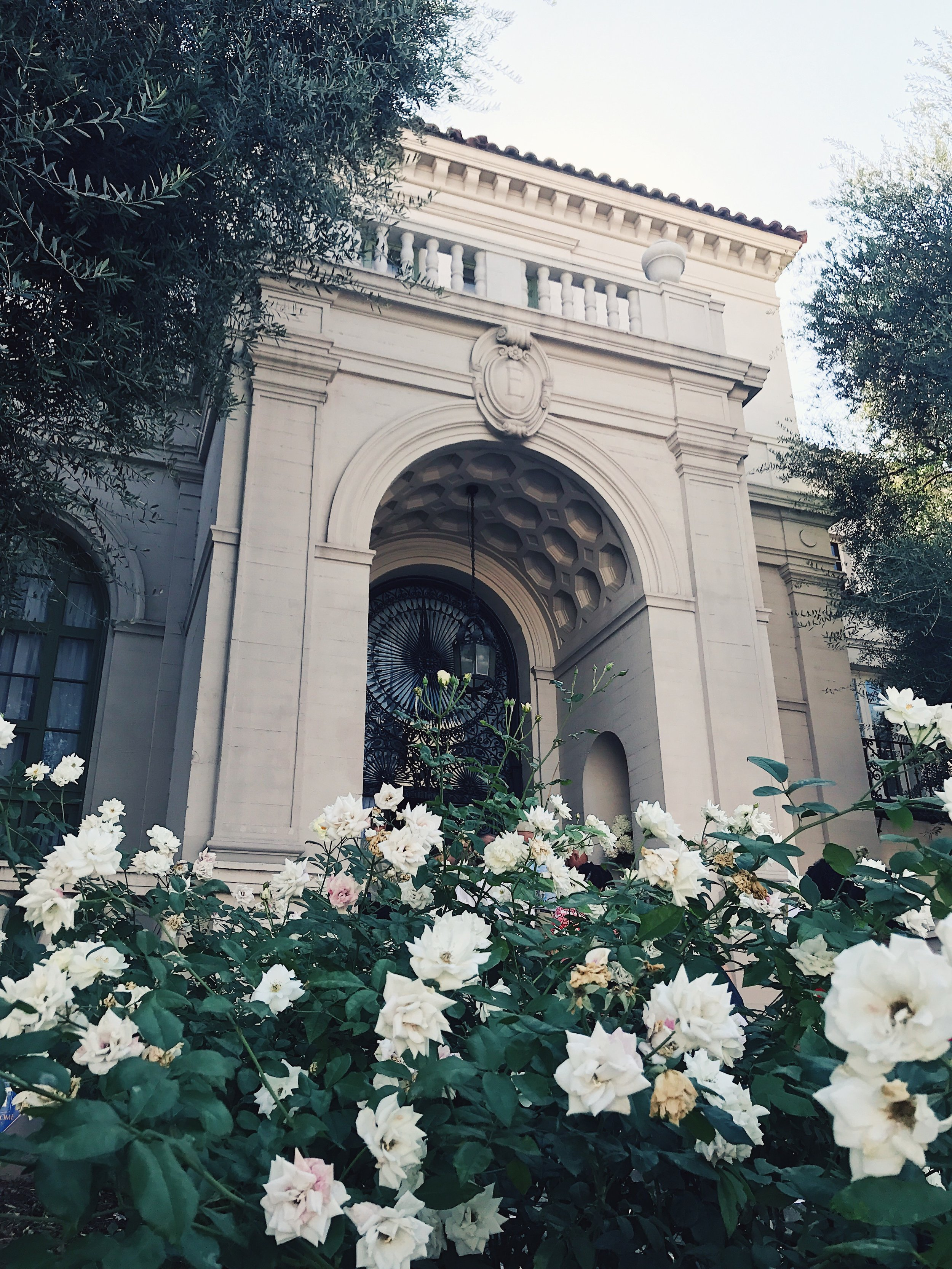 The Ebell Club of Los Angeles  Photo via  Finding Lost Angeles  (2017)