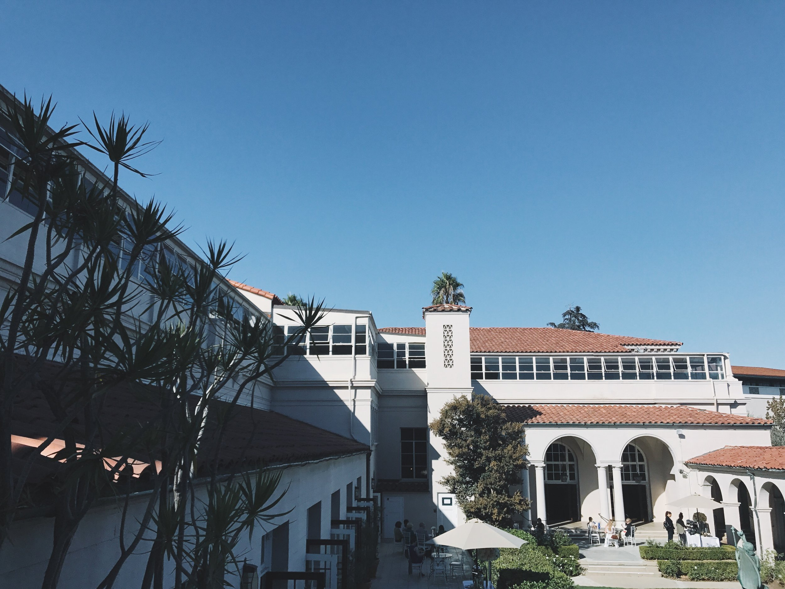 The Wilshire Ebell Clubhouse