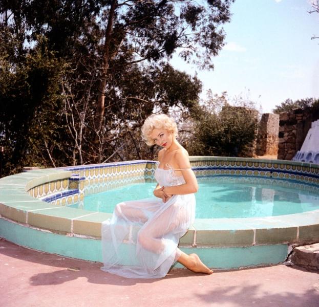 Jacqueline Prescott at the Spider Pool