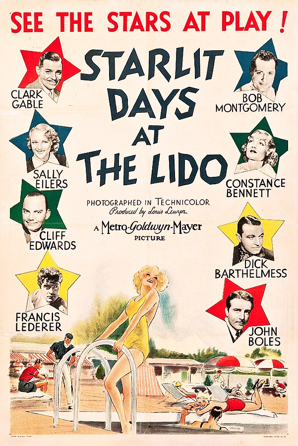 Starlit Days at the Lido (1935)