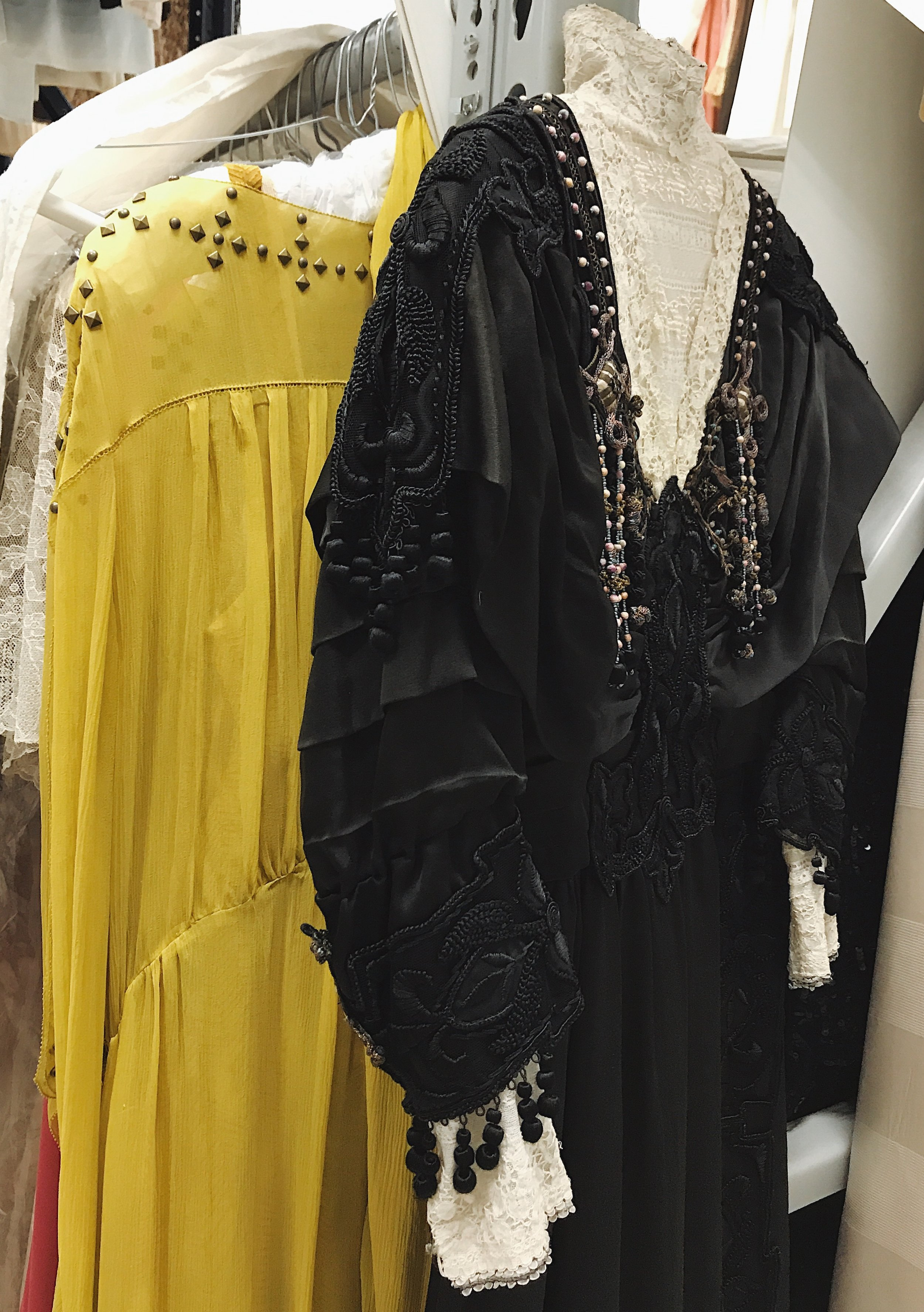 """Part of """"The Collection"""" at Western Costume Company.  Photo via  Finding Lost Angeles  (2018)."""