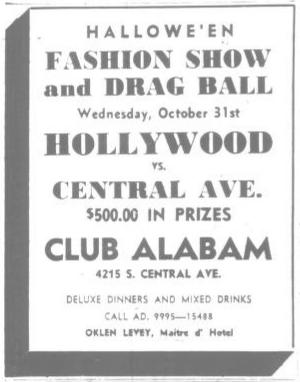 California Eagle  (Oct. 25, 1945).
