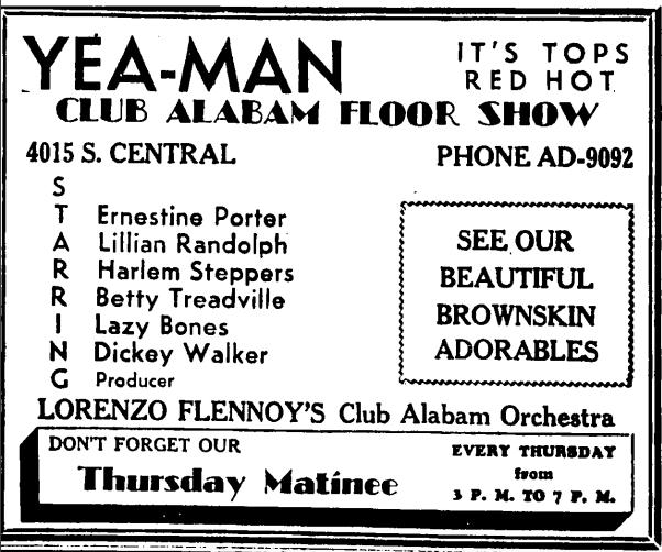Los Angeles Sentinel  (Oct. 3, 1935).