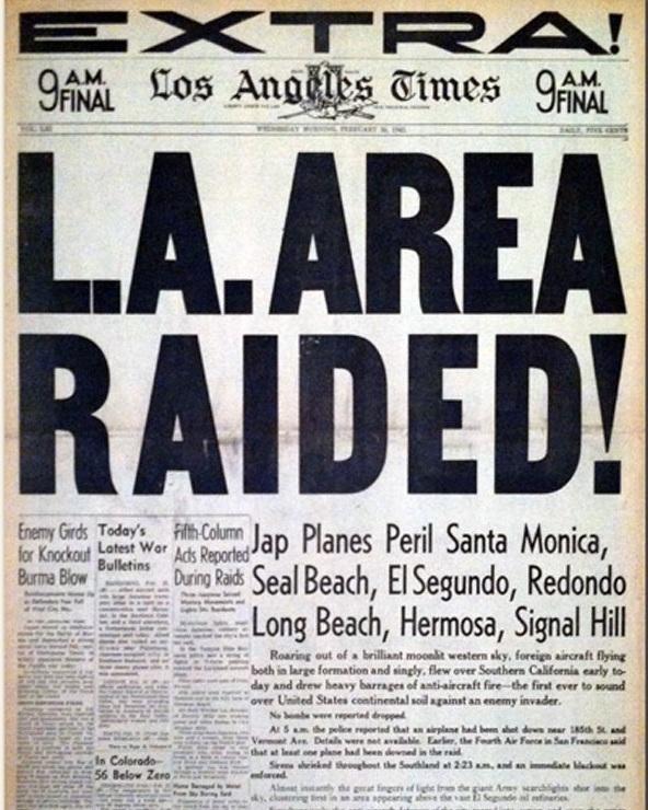 Los Angeles Times  (Feb. 25, 1942)