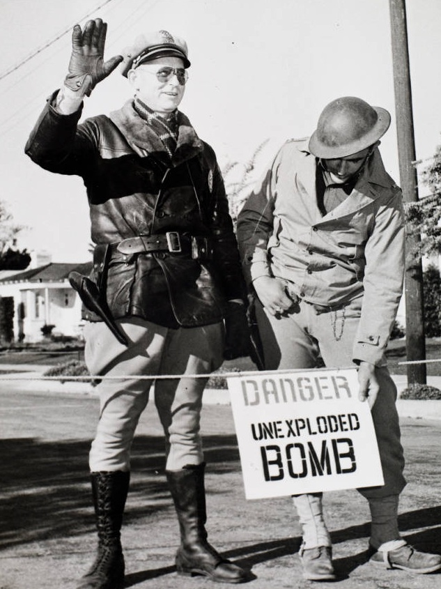 Photo via USC Library (1942)