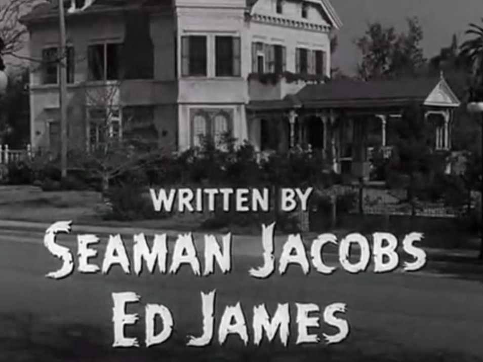 21 Chester Place as it appeared in the first episode of  The Addams Family . (MGM Television 1964)