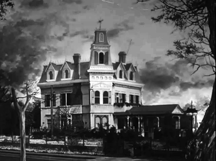 The Original Addams Family House -