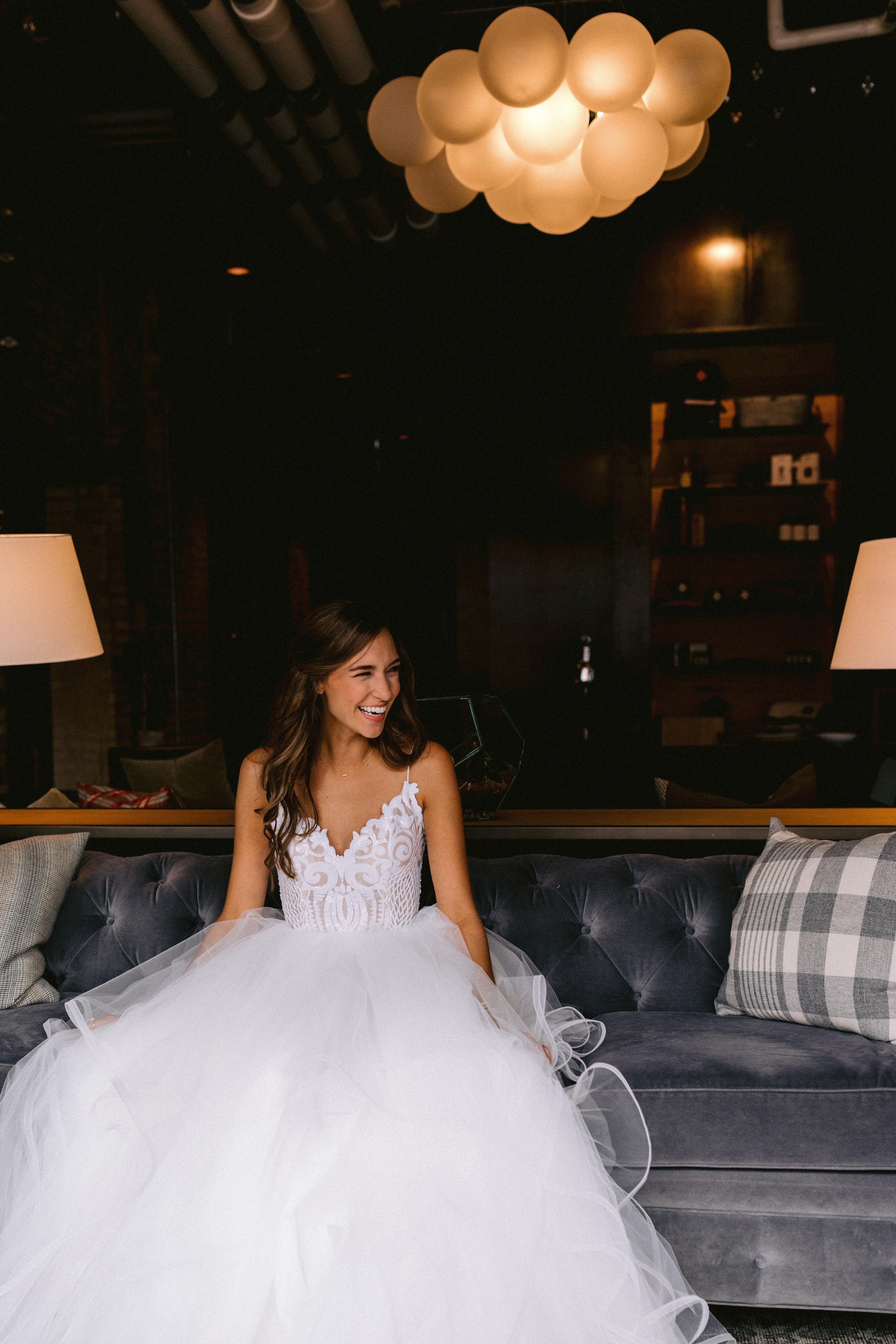 hewing hotel bride
