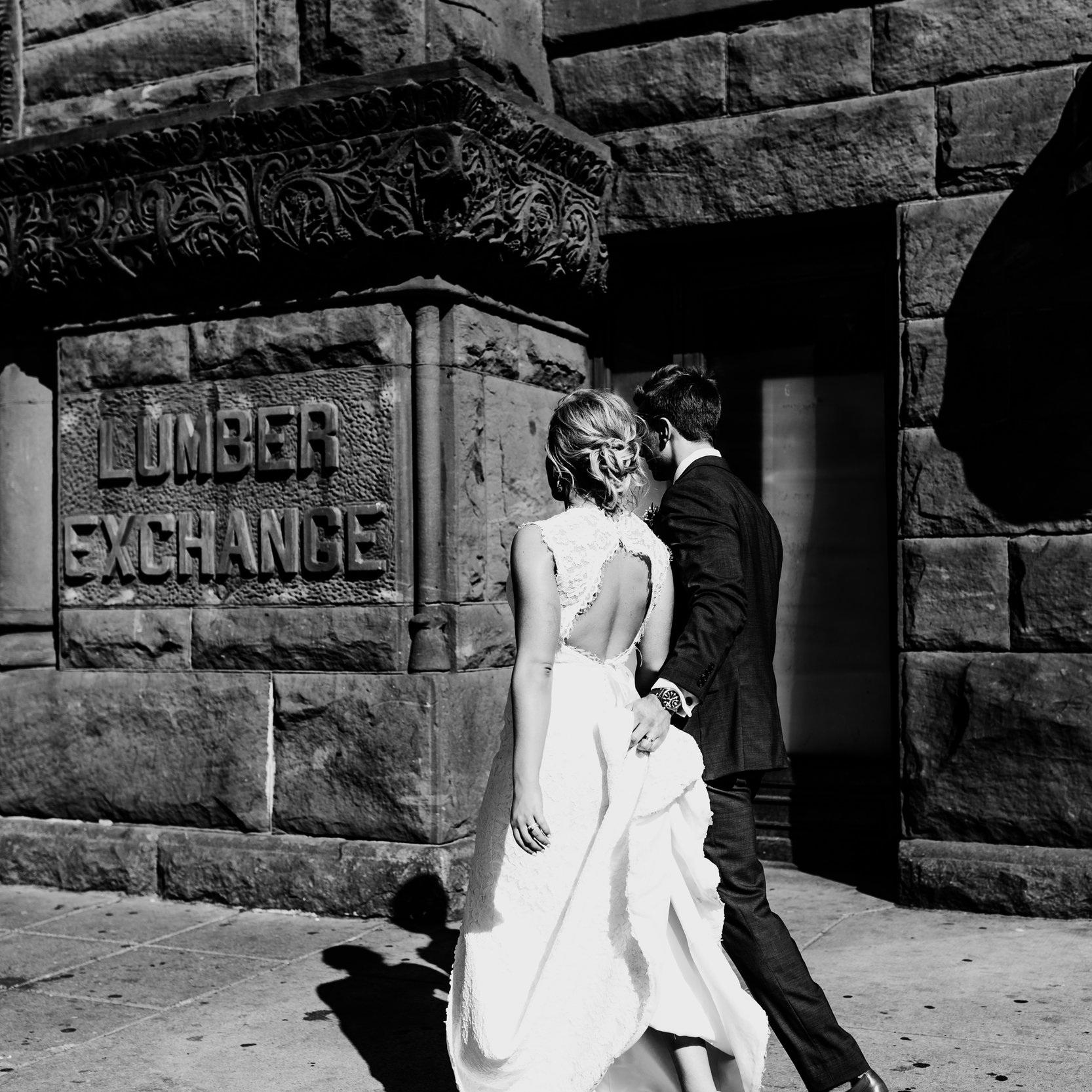 LUMBER EXCHANGE - MINNEAPOLIS, MN WEDDING