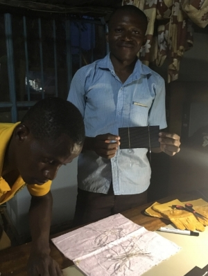 Solar training in Koupela, Burkina Faso   - July       2017