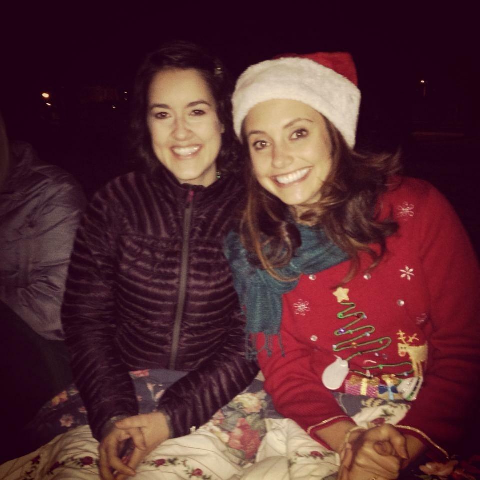 Sierra (left) Kayla (right)