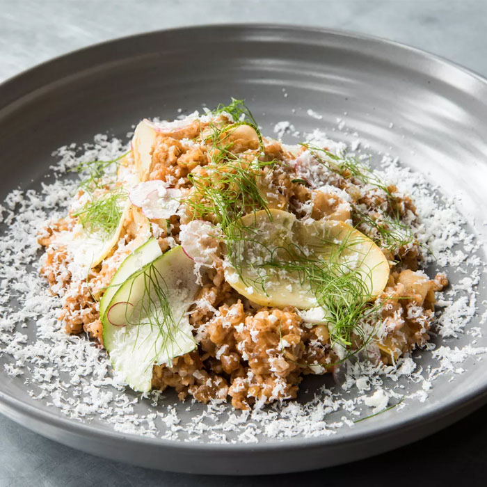 A Dogpatch Favorite with a Fresh Spin - What did Dogpatch diners do for a whole month while Serpentine underwent a remodel? Who knows, but on September 12, they can return their old ways, as the restaurant will be back with an updated look and menu...