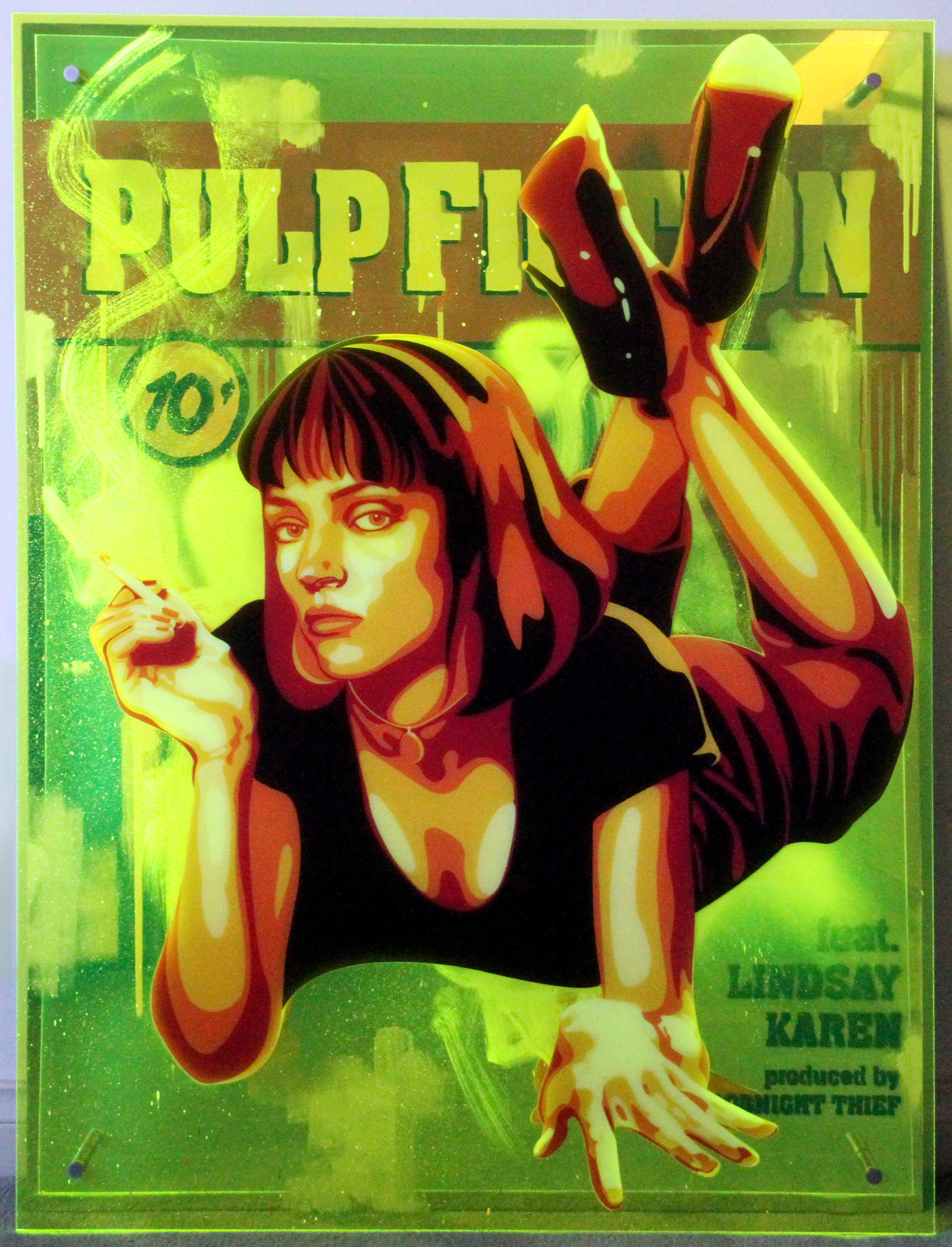 Pulp Fiction(al Reality)