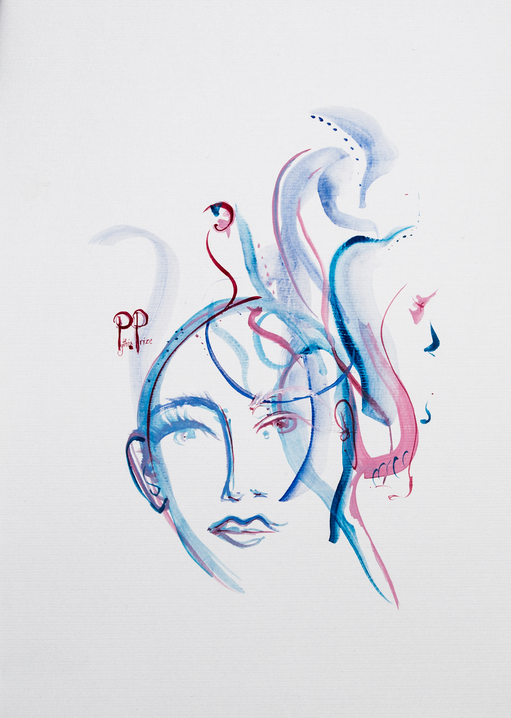 Artwork by  Carmonn French