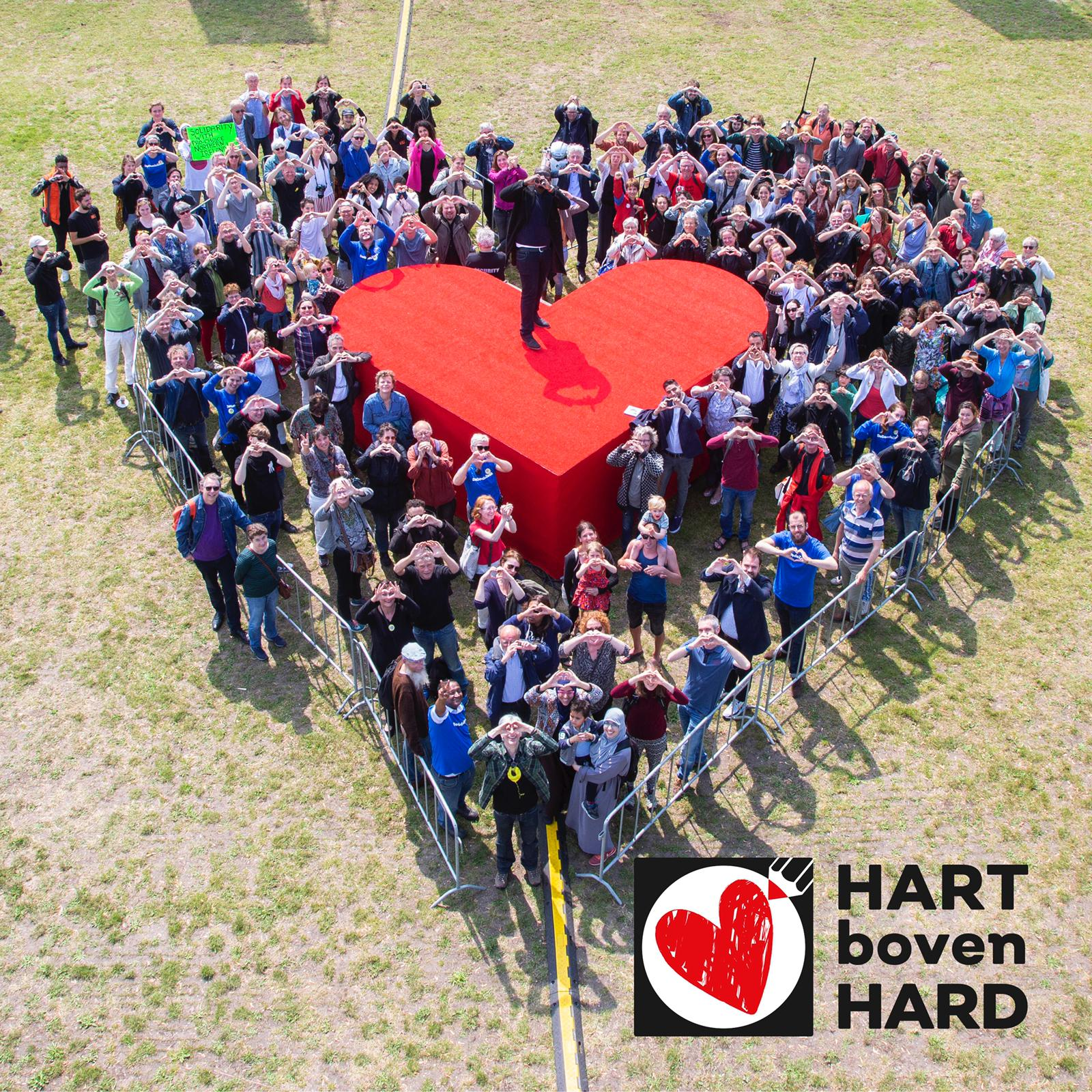 In Utrecht, in the Netherlands, the alliance came together around one manifesto - 'Hart boven hard' or hearts over hard - they had never done that before and it looks like this one will last well beyond the elections.