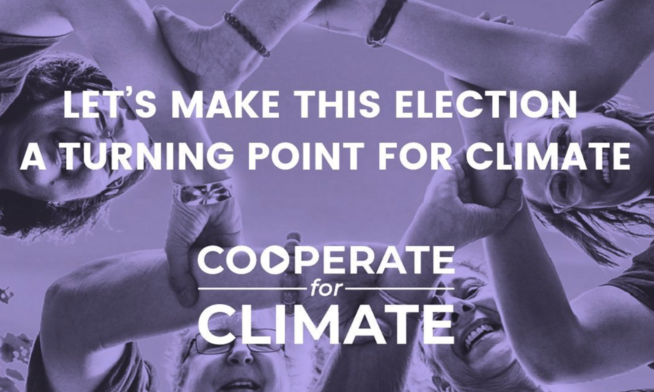 Leadnow's  climate election campaign