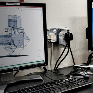 SOLIDWORKS SOFTWARE - This software is used by motorsport students for auto body and components designing, following which they learn how to assemble and test the strength of materials used in their designs, using the software to analyse the aerodynamics of their designs.