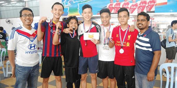 Team E11 - Second Place
