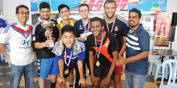 Team Joga - Champion
