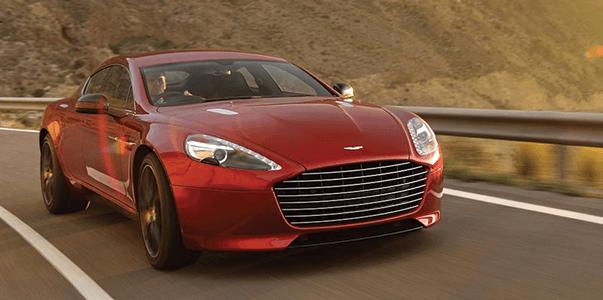 Photo Source:  Aston Martin