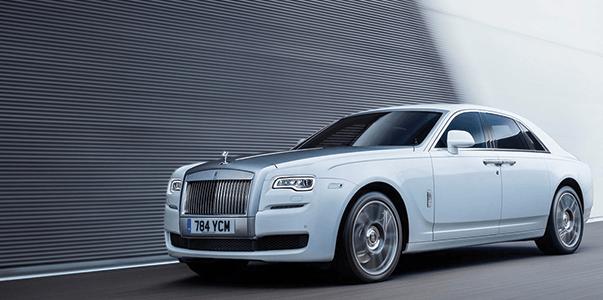 Photo Source:  Rolls Royce